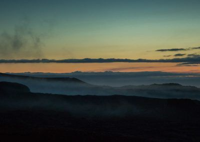 HEADSPACE Sunset Reykjanes